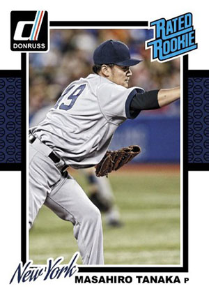 2014 Donruss Series 2 Baseball Cards