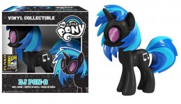 2014 Funko My Little Pony Vinyl Figure DJ Pon-3 SDCC