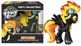 2014 Funko My Little Pony Vinyl Figure Spitfire SDCC