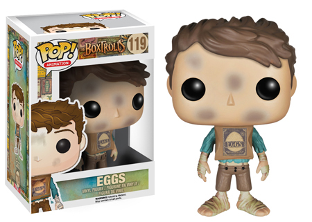 2014 Funko Pop Box Trolls Eggs