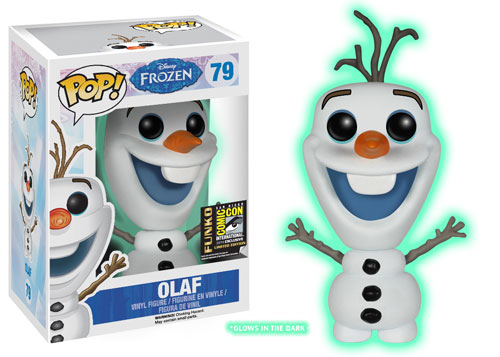 2014 Funko Pop Disney Frozen Vinyl Figures 21