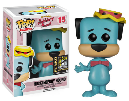 2014 Funko Pop Huckleberry Hound SDCC