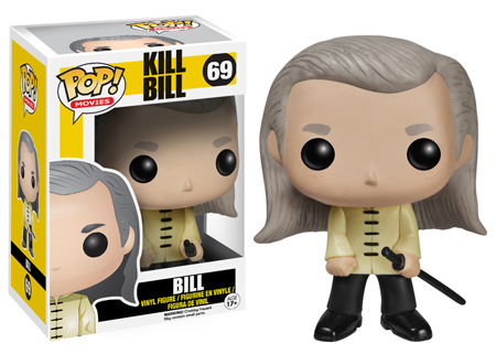 2014 Funko Pop Kill Bill Vinyl Figures 2