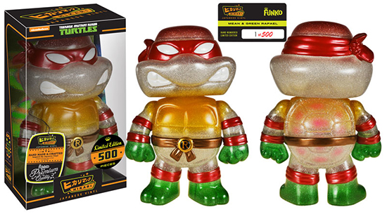 2014 Funko Teenage Mutant Ninja Turtles Raphael Hikari SDCC