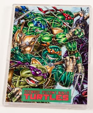 MASTER SPLINTER IDW LIMITED TMNT Turtles Kevin Eastman Autograph Sketch Card