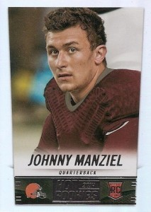 Johnny Manziel Cards, Rookie Cards, Key Early Cards and Autographed Memorabilia Guide 36