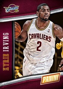 2014 Panini National Kyrie Irving