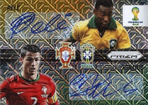 One-of-One 2014 Panini Prizm World Cup El Samba Parallels Guide 22