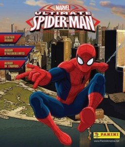 2014 Panini Ultimate Spider-Man Stickers 4