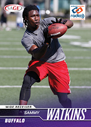 2014 Sage Cardboard Connection Radio Sammy Watkins