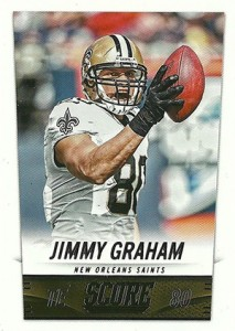 2014 Score Football Variation Short Prints Guide 14