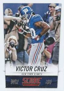 2014 Score Football Variation Short Prints Guide 16