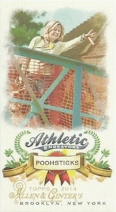 Unannounced 2014 Topps Allen & Ginter Baseball Mini Insert Guide 8