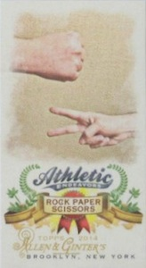 Unannounced 2014 Topps Allen & Ginter Baseball Mini Insert Guide 2