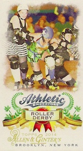 Unannounced 2014 Topps Allen & Ginter Baseball Mini Insert Guide 10