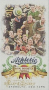 Unannounced 2014 Topps Allen & Ginter Baseball Mini Insert Guide 7