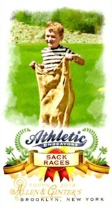 Unannounced 2014 Topps Allen & Ginter Baseball Mini Insert Guide 5