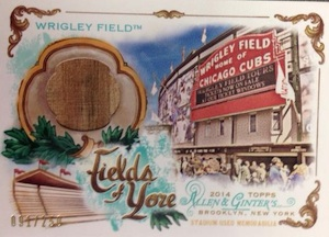 2014 Topps Allen & Ginter Baseball Cards 32