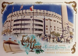 2014 Topps Allen & Ginter Baseball Cards 31