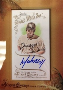 2014 Topps Allen & Ginter Baseball Cards 25
