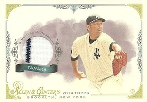 2014 Topps Allen & Ginter Baseball Cards 40