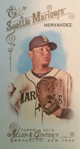 2014 Topps Allen & Ginter Baseball Cards 22
