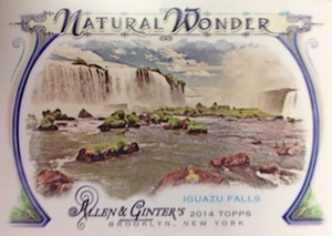 2014 Topps Allen & Ginter Baseball Cards 36