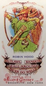 2014 Topps Allen & Ginter Baseball Cards 37