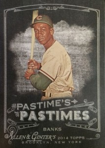 2014 Topps Allen & Ginter Baseball Cards 42