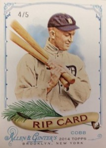 2014 Topps Allen & Ginter Baseball Cards 47