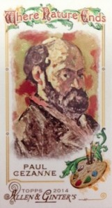 2014 Topps Allen & Ginter Baseball Cards 45