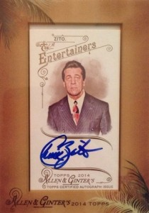 2014 Topps Allen & Ginter Non-Baseball Autographs Guide 11