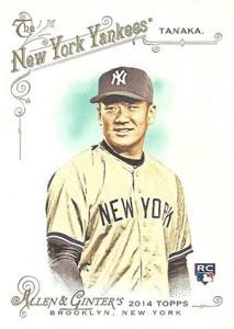 Masahiro Tanaka Rookie Card Guide 10