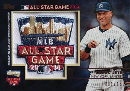 2014 Topps All-Star FanFest Baseball Cards 9
