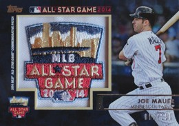 2014 Topps All-Star FanFest Baseball Cards 13