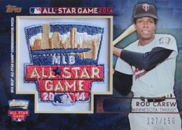 2014 Topps All-Star FanFest Baseball Cards 12