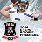 2014 Topps NFLPA Rookie Premiere Football Cards