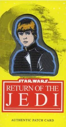 2014 Topps Return of the Jedi 3D Widevision Patch