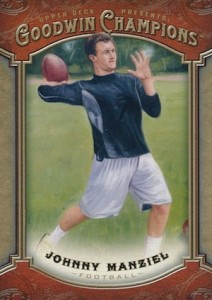 Johnny Manziel Cards, Rookie Cards, Key Early Cards and Autographed Memorabilia Guide 84
