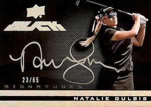 2014 Upper Deck Exquisite Collection Golf Cards 32