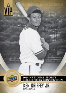 2014 Upper Deck NSCC VIP Ken Griffey Jr