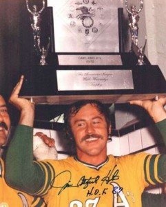 Catfish Hunter Signed Photo