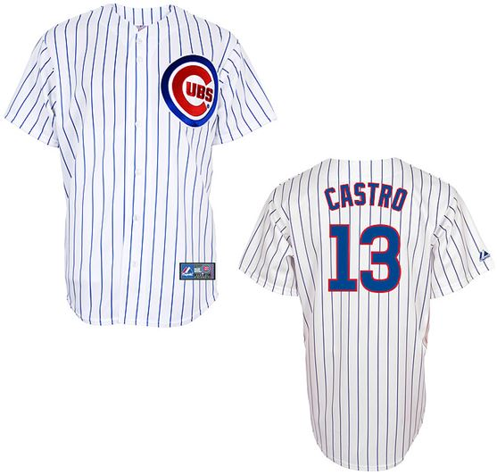 Chicago Cubs Replica Jersey