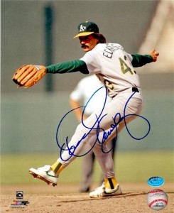 Dennis Eckersley Cards, Rookie Card and Autographed Memorabilia Guide 27