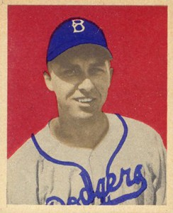 Top 10 Gil Hodges Baseball Cards 10