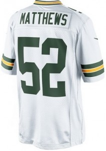 Green Bay Packers Nike Limited Jerseys Clay Matthews
