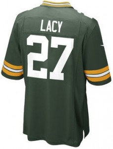 Green Bay Packers Nike Replica Game Jerseys Eddie Lacy 228x300 Image