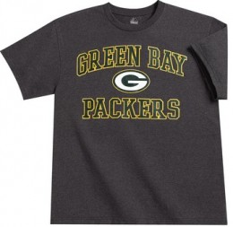 Green Bay Packers T Shirt 260x253 Image
