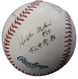 Hideki Matsui Cards, Rookie Cards, Autographed Memorabilia 53