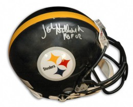 John Stallworth Signed Helmet